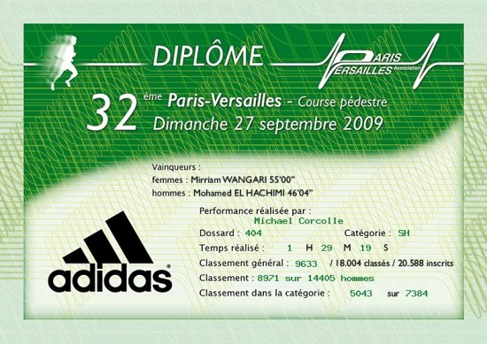 diplome-Paris-Versailles 2009