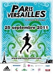 Affiche Paris-Versailles 2011