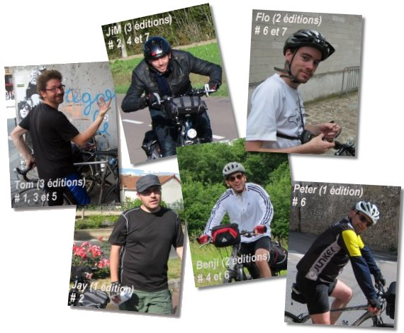 Bikers agréés