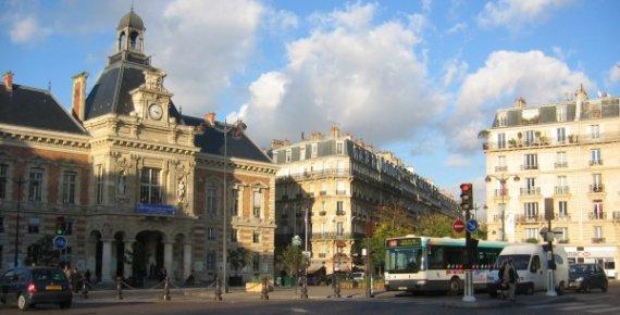 Mairie du 19e